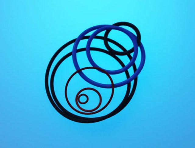 O-Rings EMI and RFI seals gaskets
