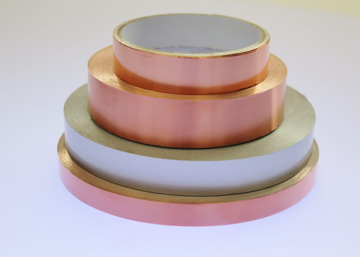 Conductive Foil And Masking Tape EMI seals & gaskets