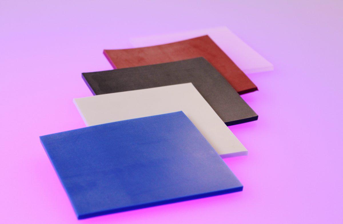 Sheet Solid and Sponge Rubber EMI RFI seals gaskets