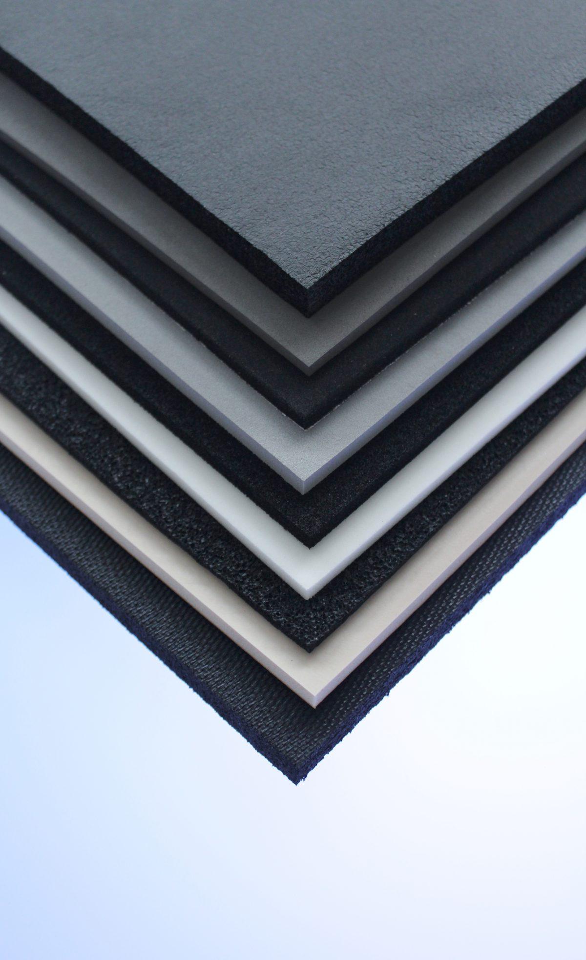 Sponge Foam and Cellular Grades EMI RFI seals gaskets