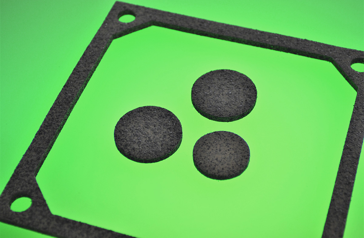 Intumescent Firefill seals and gaskets